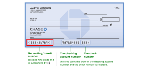 What Is the Routing Number on a Check? - Bank Routing